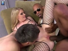 Allie James: Her Submissive Hubby Got The Opportinity To Eat Black Fucker's Jizz Right Off His Wife's Snatch.^my Gals Wife Porn Sex XXX Vide