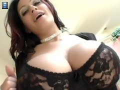 Watch my wife teasing her lover with her gorgeous tits