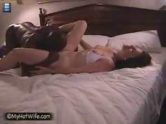 Motel Slut: He had the good fortune to fuck my wife on a few occasions when he was in town..